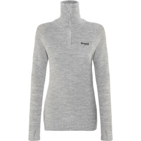 Bergans Ulriken Sweat-shirt Femme, grey mel